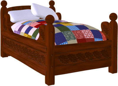 clipartplace_bed